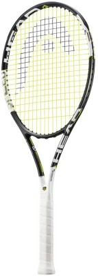 Head Graphene XT Speed S G4 Unstrung Tennis Racquet (Black, White, Weight - 285 g)