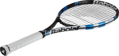 Babolat Pure Drive G3 Unstrung Tennis Racquet (Black, Blue, Weight - 300 g)