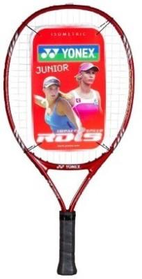 Yonex RDiS 21 G4 Strung Tennis Racquet (Red, Weight - 110 g)