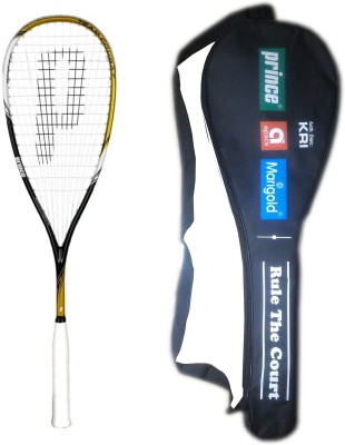 prince Combat 300 g4 Strung Squash Racquet (Multicolor, Weight - 170 g)