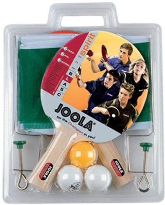Joola Set Royal Spirit Table Tennis Racquet (Multicolor, Weight - 200 g)
