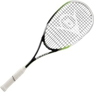 Dunlop Elite Hl Standard Squash Racquet (White, Black, Weight - NA)
