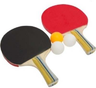 Vinto Kidz Pro Table Tennis Racquet (Multicolor, Weight - 300 g)