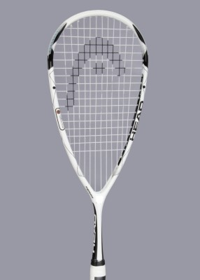 Head MicroGel 110 Speed Strung Squash Racquet (Weight - 110)