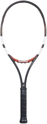 Babolat Pure Control 95 4 3/8 Unstrung Tennis Racquet (Black, Red)