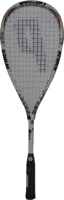 PRINCE TF MOTION G0 Strung Squash Racquet (White, Weight - 180 g)