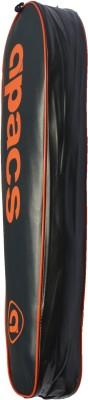 APACS FINAPI 212 Badminton Racquet with leather cover G2 Strung Badminton Racquet (Multicolor, Weight - 85 g)