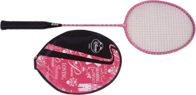 Disney Princess G4 Strung Badminton Racquet (Pink, Weight - 400 g)