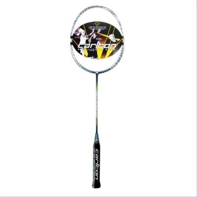 Carlton Powerblade 9900 Tour G4 Unstrung Badminton Racquet (Multicolor, Weight - 80 g)
