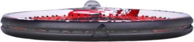 Tecnifibre T Flash 265 G4 Strung Tennis Racquet (Black, Red, Weight - 265 g)
