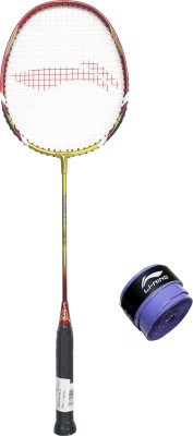 Li-Ning Smash XP90II G4 Strung Badminton Racquet (Multicolor, Weight - 85 g)