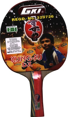 GKI Kung FU DX Table Tennis Racquet (Weight - 86 g)