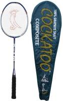 Cockatoo COMPO G4 Strung Badminton Racquet (Multicolor, Weight - 100)
