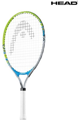 Head Novak 23 Strung Tennis Racquet (Multicolor, Weight - 275 g)