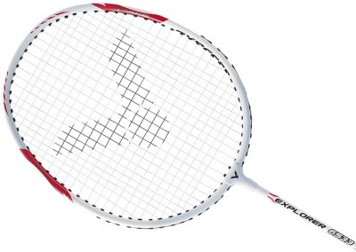 Victor Explorer 6533 G5 Strung Badminton Racquet (Multicolor, Weight - 150 g)