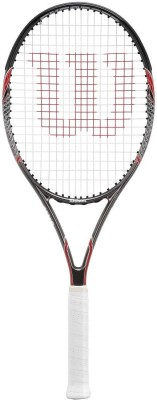Wilson Enforcer Control 103 4 1/4 Unstrung Tennis Racquet (Multicolor, Weight - 249 g)