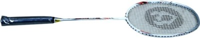 Fox 777 G4 Strung Badminton Racquet (Silver, Weight - 100 g)