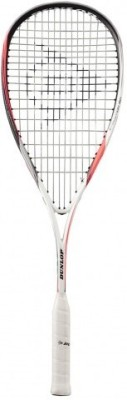 Dunlop Biomimetic Evolution 120 Hl G4 Strung Squash Racquet (Orange, White, Weight - 120 g)