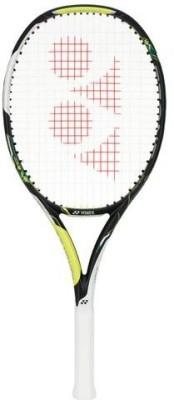 Yonex Ezone Ai 26 L3 (4 3/8) Unstrung Tennis Racquet (Black, Green, Weight - 400 g)