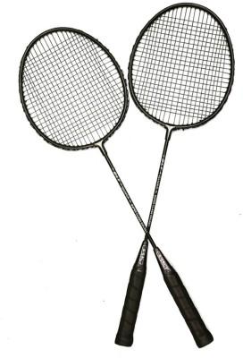 BLT GLIDER G4 Strung Badminton Racquet (Black, Weight - 200 g)