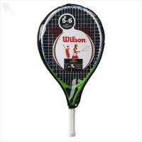Wilson US Open 21 L1 Strung Tennis Racquet (Multicolor, Weight - 186)