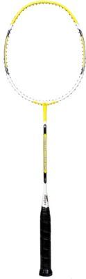 Maspro Wave 095 G4 Strung Badminton Racquet (Blue, Weight - 300 g)