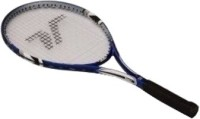 Vinex Lawn VT 9500 With Bag 6 Strung Tennis Racquet (Weight - 295)