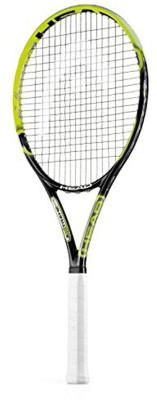Head Youtek IG Extreme Lite 2.0 1.0 - 5 Unstrung Tennis Racquet (Green, Black, Weight - 265 g)