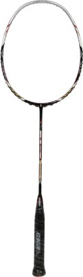 Ashaway Aero Tec 900 Power G2 Strung Badminton Racquet (Black, Weight - 86 g)