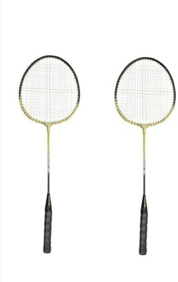Starling StarBadm1 G4 Strung Badminton Racquet (Multicolor, Weight - 110 g)