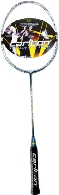 Carlton Superlite 800r G4 Strung Badminton Racquet (Black, Weight - 5U)