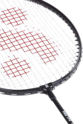 Silver's Pro-170 Milky White Gut G3 Strung Badminton Racquet (Assorted, Weight - 96)