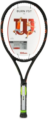 Wilson Burn FST 99 4 3/8 Unstrung Tennis Racquet (Multicolor, Weight - 320 g)