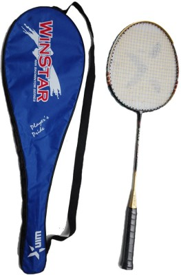 Winstar STAR POWER 9025 G4 Strung Badminton Racquet (Blue, Weight - 99 g)