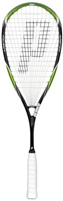 Prince Team Air Stick 500 G4 Unstrung Squash Racquet (Black, Green, Weight - 140 g)