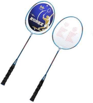 Konex CL 410 G4 Strung Badminton Racquet (Black, Red, Weight - 3U)