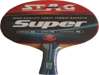 Stag Super Table Tennis Racquet (Weight - 89 g)