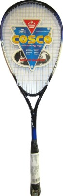 Cosco Tournament Strung Squash Racquet (Multicolor, Weight - 1937 g)