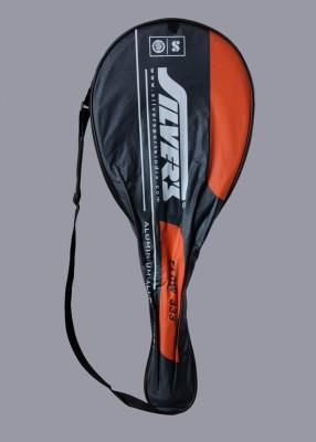 Silver's Flow 333 Gutted G3 Strung Tennis Racquet (Weight - 286)
