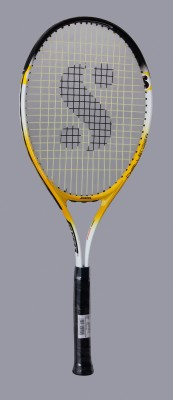 Silver's Flow 333 Gutted G3 Strung Tennis Racquet (Weight - 286)