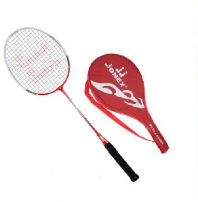 JJ JONEX MUSCLE POWER 99 Strung Badminton Racquet (Multicolor, Weight - 110 g)