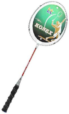 Konex CL 721 G4 Strung Badminton Racquet (Black, Blue, Red, Weight - 3U)