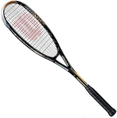Wilson K Blade FX Standard Strung Squash Racquet (Multicolor, Weight - 142)