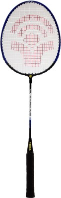 Vicky Mars G4 Strung Badminton Racquet (Black, Weight - 85 g)