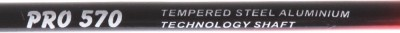 Silver's Pro 570 G3 Strung Badminton Racquet (Assorted)