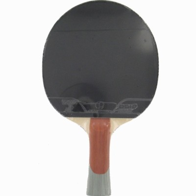 Artengo FR 810 Strung Table Tennis Racquet (Red, Black, Weight - 120 g)