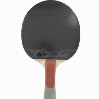Artengo FR 810 Strung Table Tennis Racquet (Red, Black, Weight - 120 g)