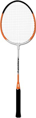 Hrs Phantom G3 Strung Badminton Racquet (Multicolor, Weight - 100 g)