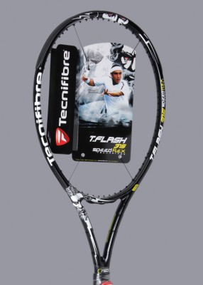 Tecnifibre T-Flash - 315 Speedflex Tennis Racquet Weight - 331.69