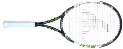 Prokennex Destiny Fcs G5 Strung Tennis Racquet (Black, Blue, Weight - 265G)
